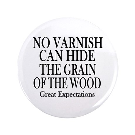 "Grain 3.5"" Button (100 pack)"