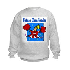 Future Cheeleader Sweatshirt