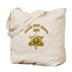 Graham County Sheriff Tote Bag