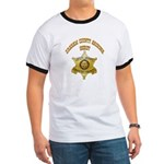 Graham County Sheriff Ringer T
