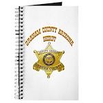 Graham County Sheriff Journal