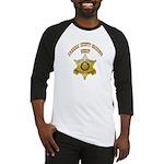 Graham County Sheriff Baseball Jersey