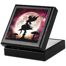 Titania Fairy Queen Keepsake Box