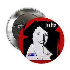 """Julia Gillard 2.25"""" Button"""