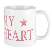 Army Sweetheart - Stars Mug