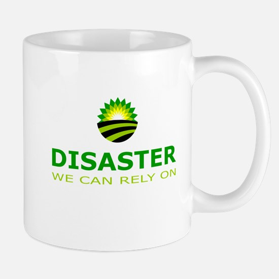 disaster we can rely on Mug