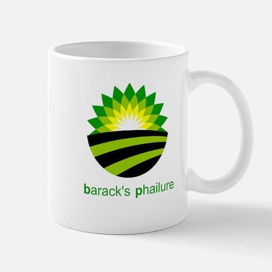 barack's phailure Mug