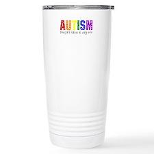 Autism Doesnt Take Day Off Travel Mug