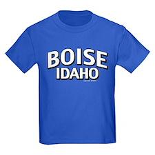 Boise Idaho T