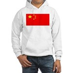 China Chinese Blank Flag Hooded Sweatshirt