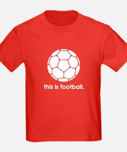 this is football 2 T