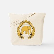 Thai Elephant Tote Bag