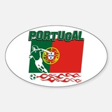 Portuguese soccer Decal