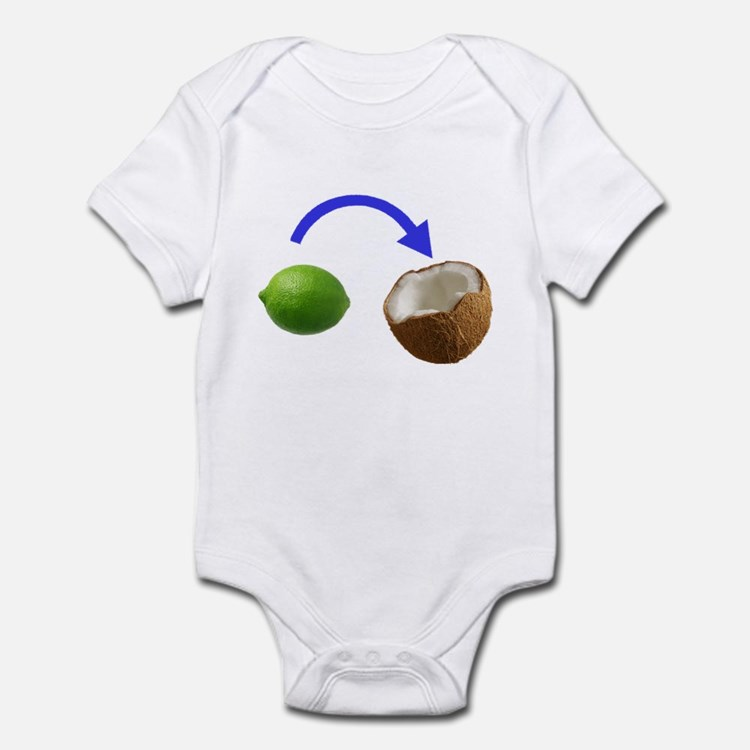 Put the Lime In the Coconut Body Suit