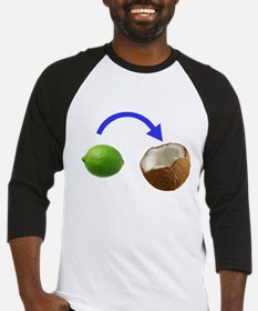 Put the Lime In the Coconut Baseball Jersey
