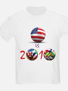 USA vs The World 2010 T-Shirt