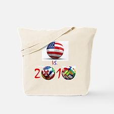 USA vs The World 2010 Tote Bag