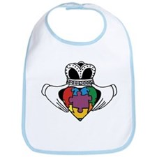 Spectrum Claddagh Bib