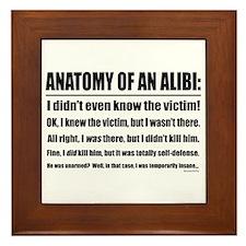 Alibi1 Framed Tile