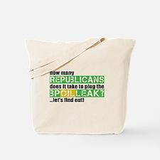 BP Oil Spill Humor Tote Bag
