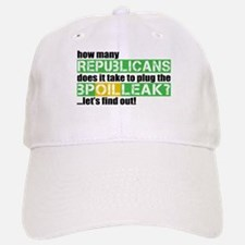 BP Oil Spill Humor Cap