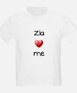 Zia Loves Me T-Shirt