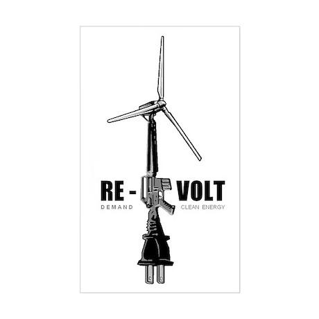 RE-VOLT! -- Sticker