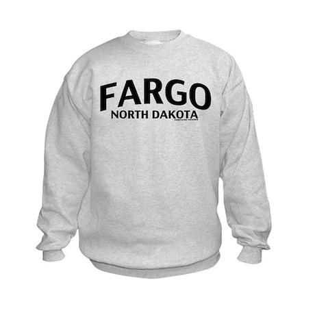 Fargo North Dakota Kids Sweatshirt