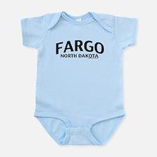 Fargo North Dakota Infant Bodysuit