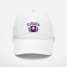 Slovakia Baseball Baseball Cap