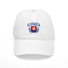 Slovakia Baseball Cap