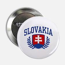 "Slovakia 2.25"" Button"