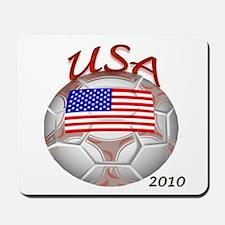 USA 2010 World Cup Soccer Mousepad