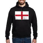 English Flag Hoodie (dark)