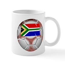 African Soccer Mug