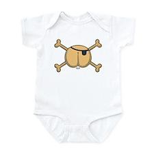 Butt Pirate Infant Bodysuit