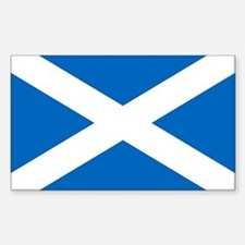 Scottish Flag Decal