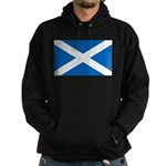 Scottish Flag Hoodie (dark)