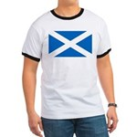 Scottish Flag Ringer T
