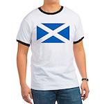 Scottish Flag Ringer T