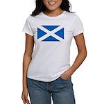 Scottish Flag Women's T-Shirt