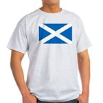 Scottish Flag Light T-Shirt