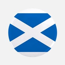 "Scottish Flag 3.5"" Button"