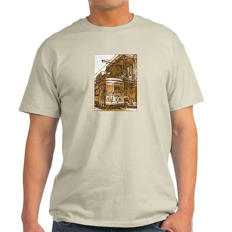 Desire Streetcar Ash Grey T-Shirt