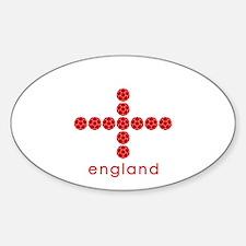 Flag Sticker (Oval)