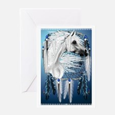 Dreamcatcher_Appaloosa Greeting Card