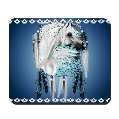 Dreamcatcher_Appaloosa Mousepad