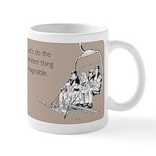 Whitest Thing Mug