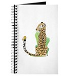 Animal Alphabet Jaguar Journal