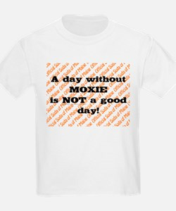 Official soda of Maine: Day without Moxie T-Shirt